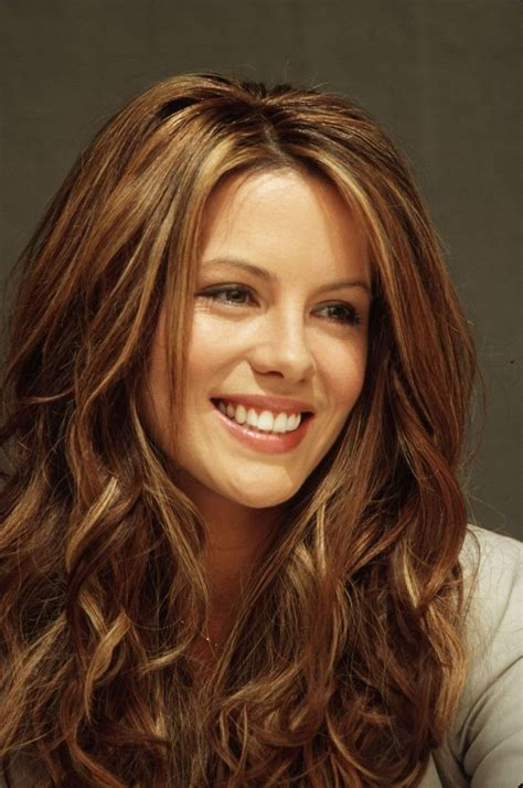 Kate Bosworths Gorgeous Brown Heloise by Kate Beckinsale Still Gorgeous Hair