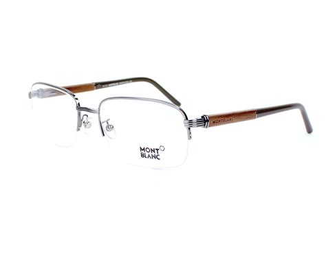 lunettes de vue mont blanc mb447 008 55 visionet