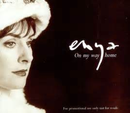 enya on my way home uk promo cd single cd5 5 quot 64601