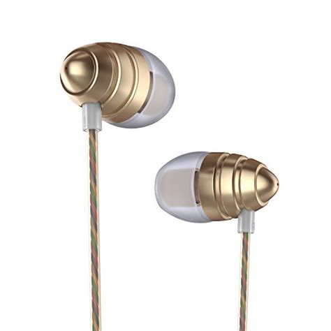 comfortable in ear headphones uiisii us90 best wired in ear earbud headphones with mic