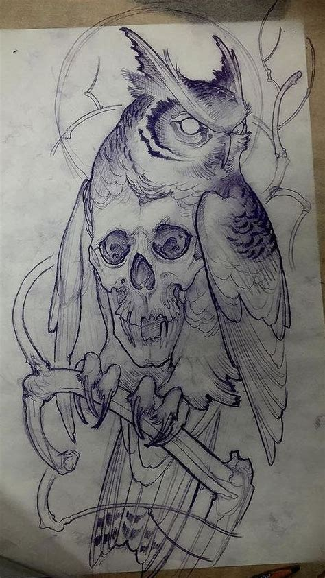 owl tattoo designs art best 25 owl design ideas on owl