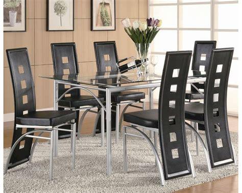 dining coaster los feliz black metal chair coaster fine coaster los feliz metal set w black chairs co 101681b set