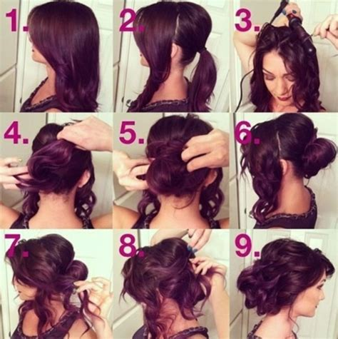 diy hairstyles for hair 101 easy diy hairstyles for medium and hair to snatch