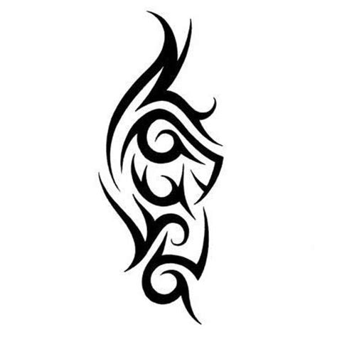 vertical tribal tattoos name 2 9 95 designs gallery of unique