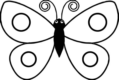 butterfly color pages black butterfly coloring page wecoloringpage