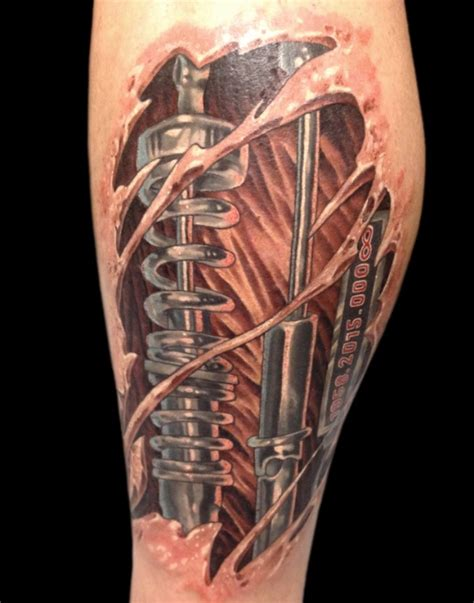 biomechanical tattoo san jose biomechanical organic tattoos funhouse tattoo san diego