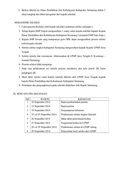 format daftar riwayat hidup calon kepala sekolah pedoman pelaksanaan seleksi calon kepala sekolah 222 1