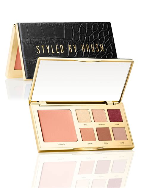 Promo Tarte Limited Edition Sw Eye Cheek Palette tarte limited edition styled by hrush eye cheek palette tarte cosmetics