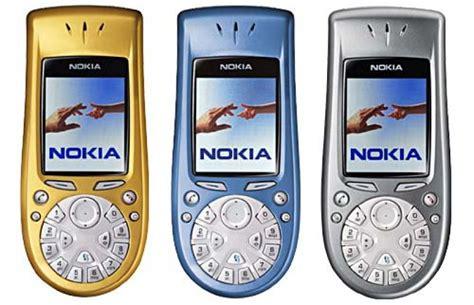 Keypad Nokia 3650 nokia phones through the ages