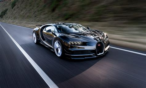 fastest bugatti bugatti chiron s 2nd fastest car in 2017