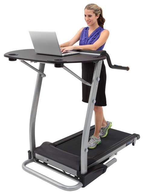 Walking Computer Desk Exerpeutic Treadmill Desk