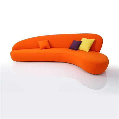 canape d angle orange canape d angle orange maison design modanes com