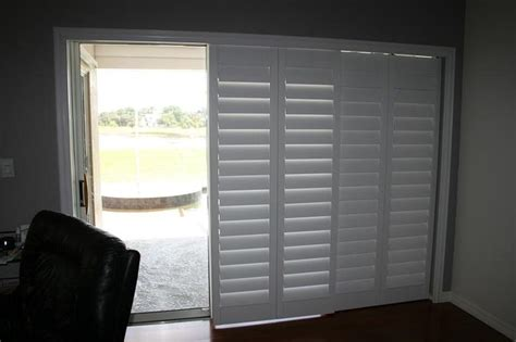 Sliding Panel Blinds For Sliding Glass Door 17 Best Images About Sliding Door Blind Ideas On Window Treatments Track And Am In