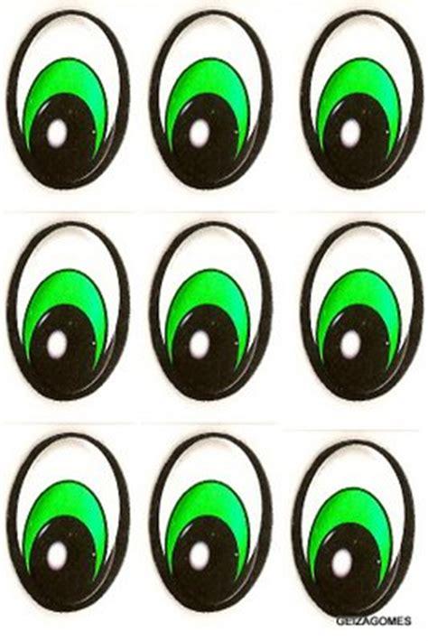 imagenes de ojos para imprimir compartiendo con mis amigas ojos y bocas de payasitos