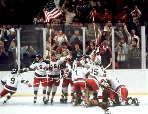 The Miracle Story Hockey Deconstructing Sport Media Narratives Kin 445 Michigan State