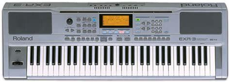Keyboard Roland Exr 5s roland exr 3 creative keyboard
