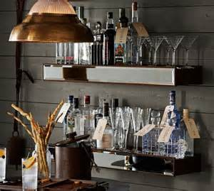 bar mirror with shelves 14 ways mirrors can help shine up your home brit co