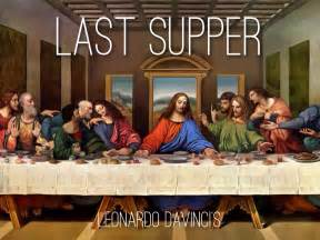 The Last Dinner the last supper with jesus by dorothea weist