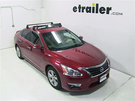 2013 Nissan Altima Roof Rack 2008 nissan altima accessories and parts yakima