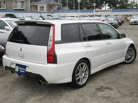 mitsubishi evo wagon mitsubishi evo 9 wagon only 2500 made autos