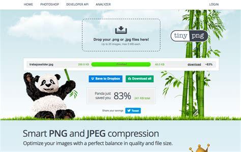 optimizar imagenes web online 3 herramientas online para optimizar im 225 genes de tu web