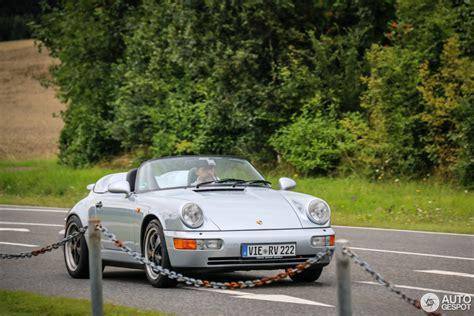 Porsche 964 Speedster by Porsche 964 Speedster 20 October 2016 Autogespot