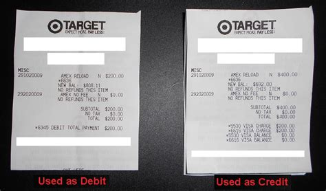Reload Target Gift Card - redcard ways to save money when shopping