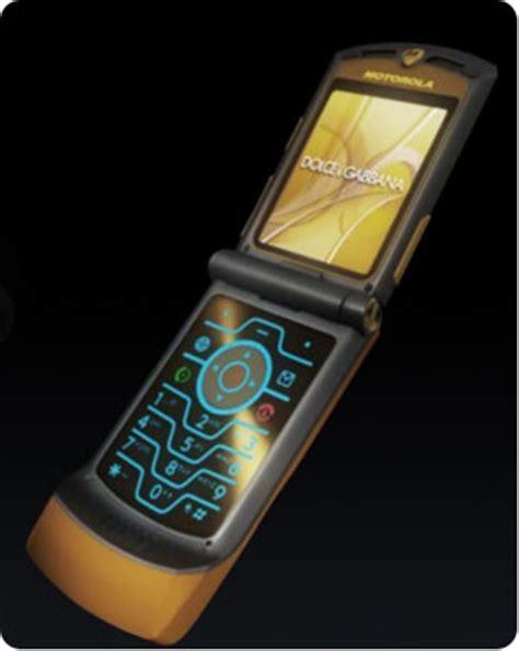 Gift It Gold Dolce Gabbana Razr V3i by Motorola Razr V3i Dolce Gabbana Unlocked