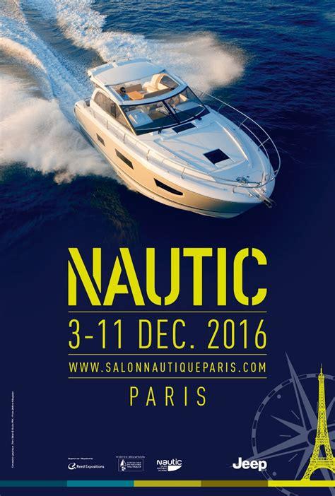 boat show 2017 paris d 233 couvrez les visuels du salon nautic de paris 2016