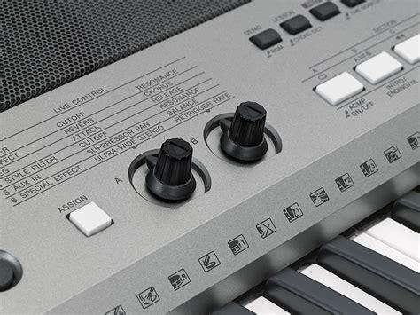 Keyboard Yamaha Psr E433 Bekas yamaha psr e433 digital keyboard co uk musical