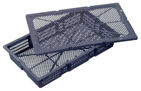 crate tray prawn crate tray 15 5l crate only lid sold separately ih002 ih001 admerch