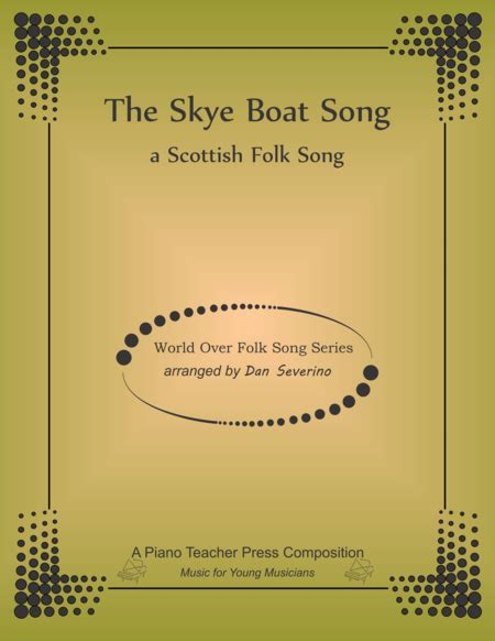 skye boat song hymn download skye boat song sheet music by scottish folk song