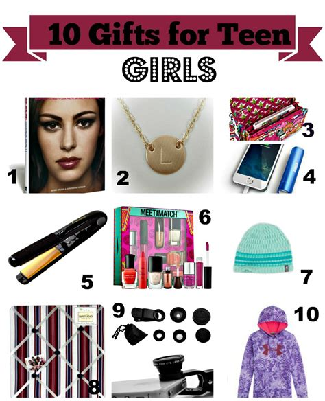 themes in the girl with all the gifts gift ideas for teenage girls all under 50 home