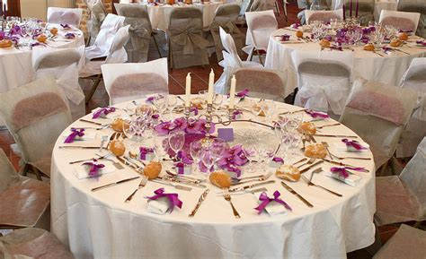 Decoration Table Ronde Mariage by Nappe Ronde Tissu Intiss 233 Mariage Nappes Papier Intiss 233