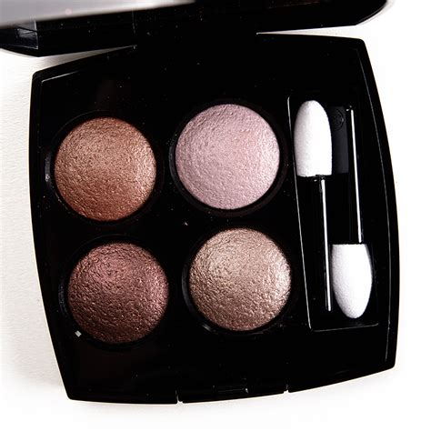 Eyeshadow Chanel chanel city lights eyeshadow palette review photos swatches