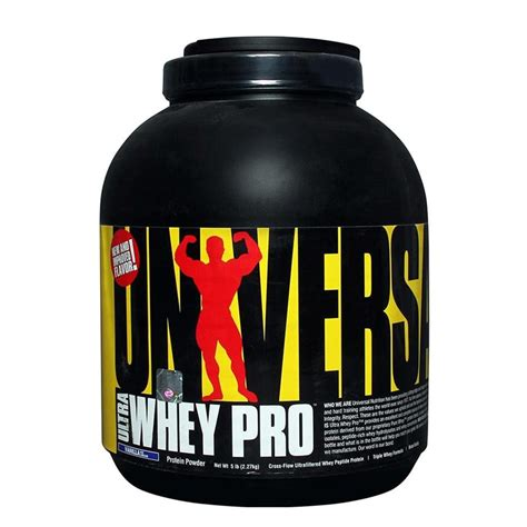 Whey Protein Universal Nutrition Universal Nutrition Ultra Whey Protein Vanilla 5lbs Buy