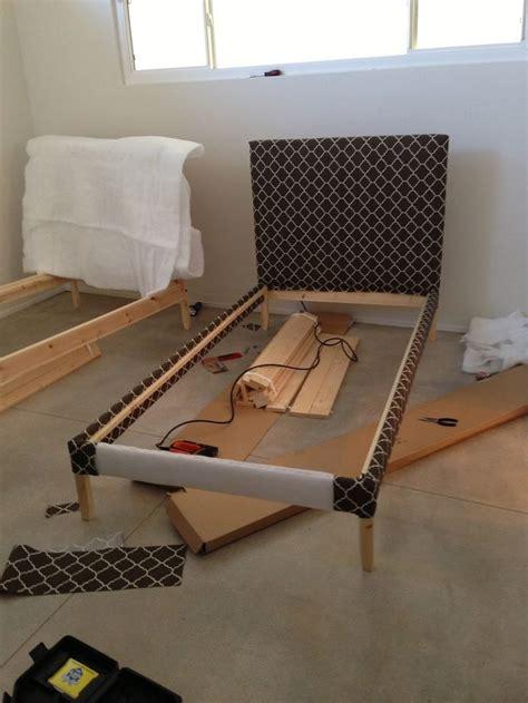 ikea twin bed hack 25 best ideas about ikea twin bed on pinterest ikea