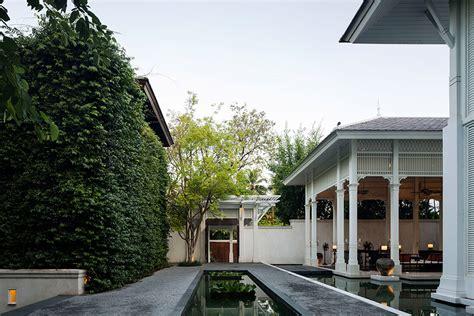 Japanese Modern House 137 pillars house chiang mai thailand p landscape 03
