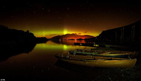 why northern lights happen northern lights forecasters reveal where the will