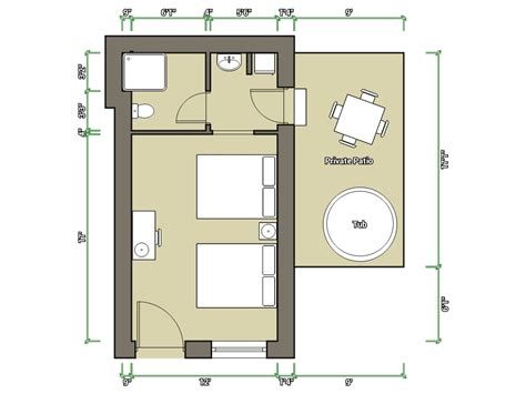 hotel room plan www imgkid the image kid has it