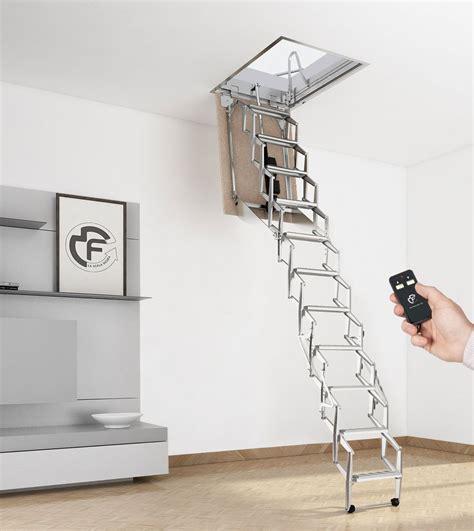 scale per soffitta scala retrattile motorizzata soffitta quot autoattic quot