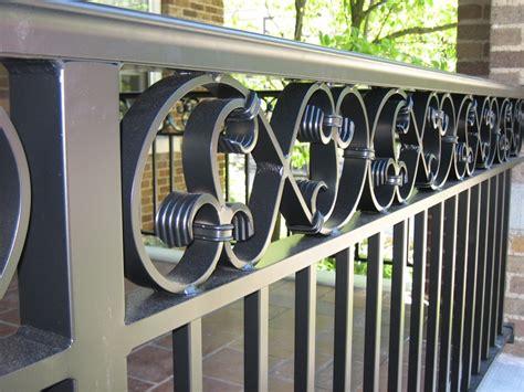 aluminum railings  dutchmans wrought iron