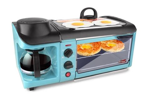 Recipes For Toaster Oven 3 In 1 Breakfast Station Does It All Simplemost