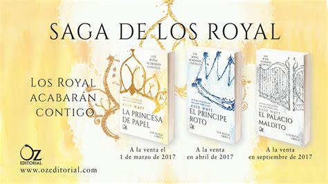 la princesa de papel adicci 243 n literaria llega la princesa de papel primer libro de la saga de los royal de la mano