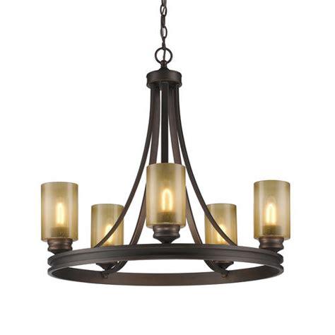 Patriot Lighting Chandelier Patriot Lighting 174 Roswell 27 5 Quot Sovereign Bronze 5 Light Chandelier At Menards 174