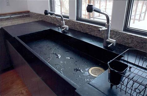 large kitchen sinks unique farm sinks decosee