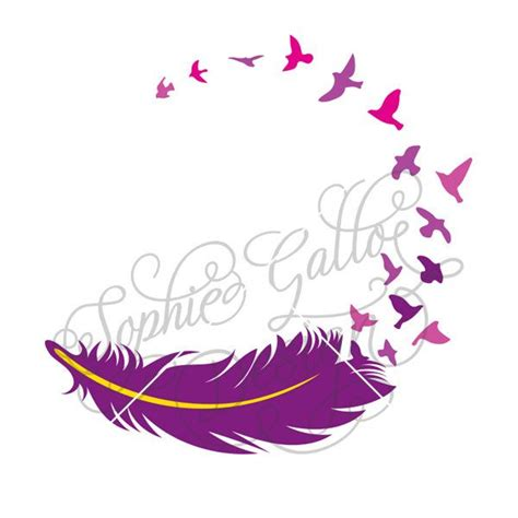 feather tattoo vector 33 best feathers images on pinterest tribal feather