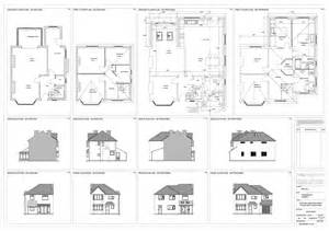 2 Story House Designs drawing portfolio selby design
