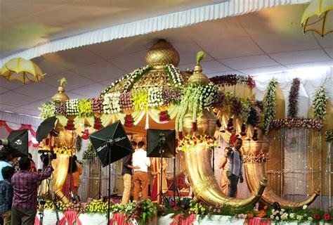 wedding mandap decorators in bangalore