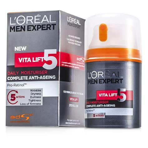 l oreal expert vita lift 5 daily moisturiser 50ml 1 7oz kogan l oreal expert vita lift 5 daily moisturiser fresh